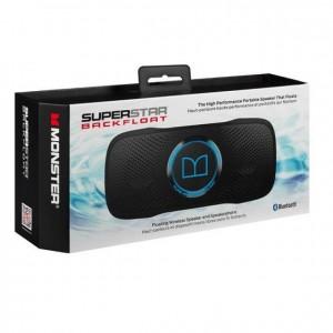 水に浮かせられる防水BluetoothスピーカーSUPERSTAR BACKFLOAT