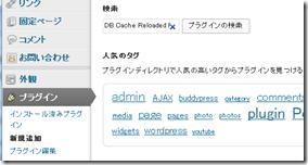 Wordpressの高速化プラグイン DB Cache Reloaded Fixで軽減!