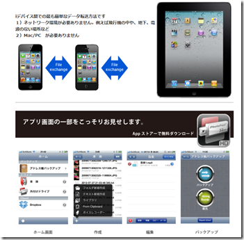 iPhone/iPadで使えるUSBメモリ i-FlashDrive HD