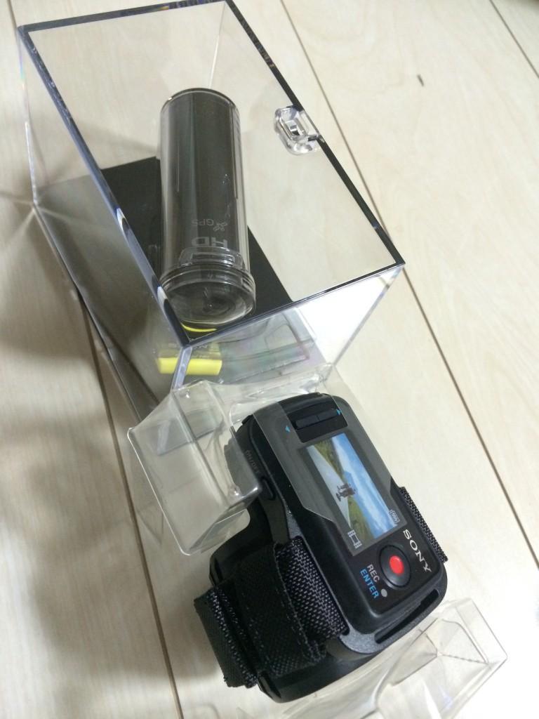 アクションカメラ! ソニー デジタルHDビデオカメラレコーダー HDR-AS30VR体験、口コミ