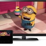 Google Chromecast でオンライン動画や音楽などを、テレビでかんたんに楽しもう