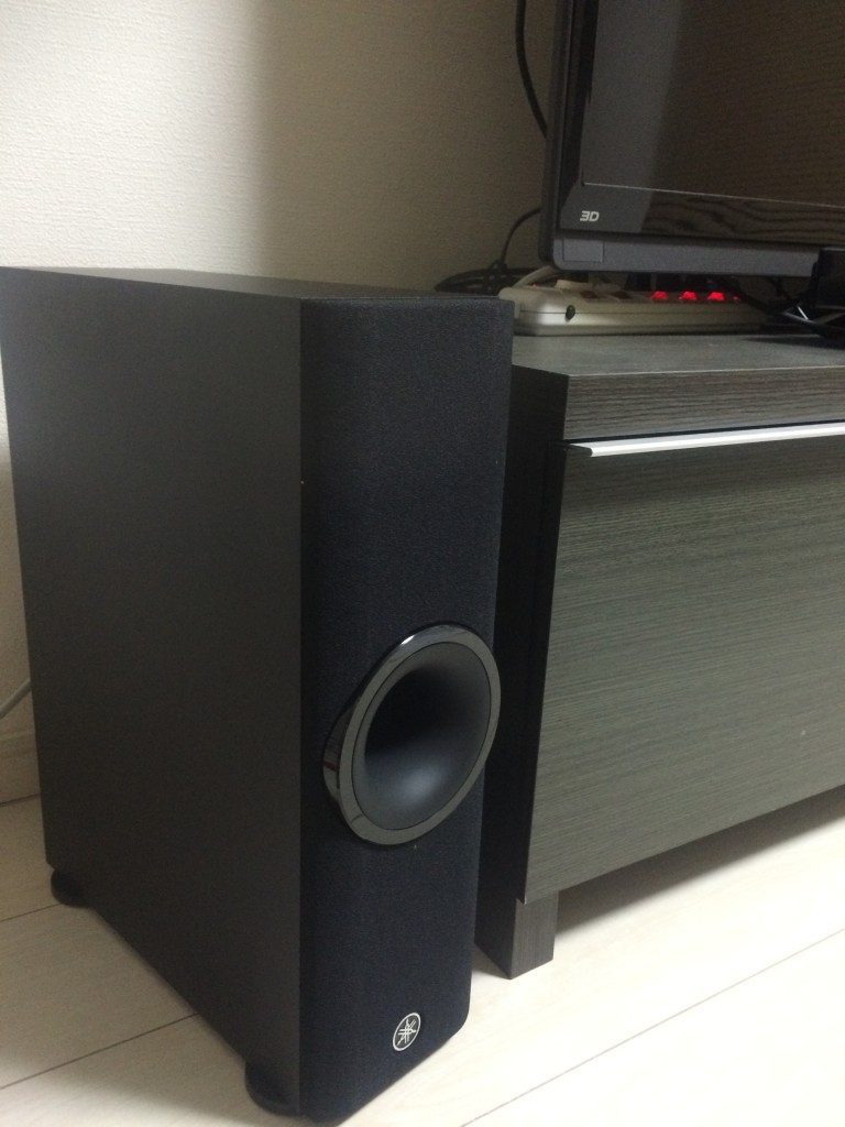 ヤマハ ホームシアター スピーカー デジタル・サウンド・プロジェクター YSP-2500