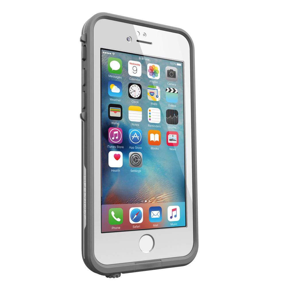 iphone6s防水ケースのお勧め!防水 / 防塵 / 防雪 / 耐衝撃性を兼ね揃えたLIFEPROOFケース